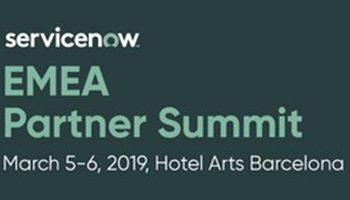 EMEA Partner Summit in Barcelona