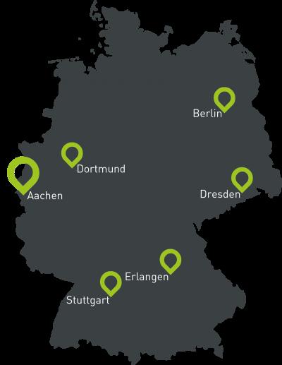 agineo in Deutschland