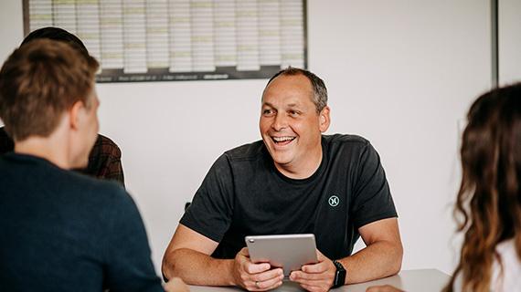 Mentoring-Programm für IT-Trainees von agineo