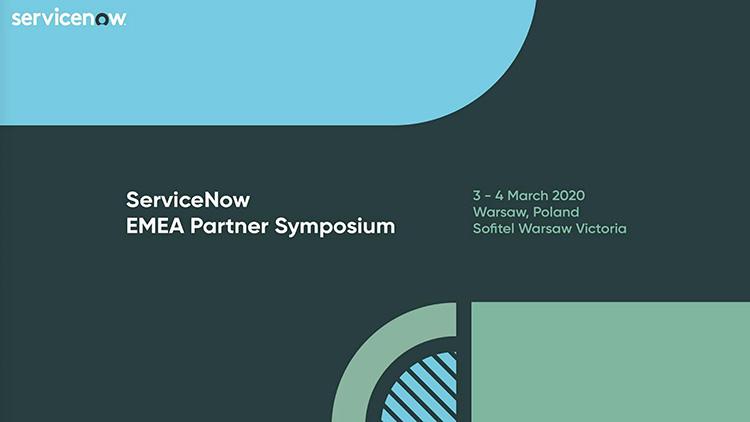 ServiceNow EMEA Partner Symposium