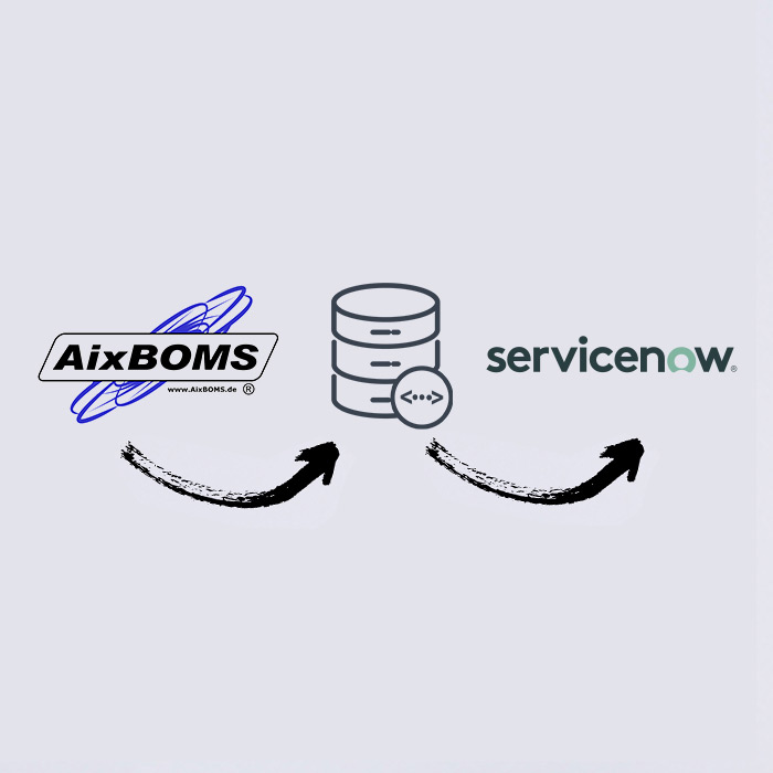 ServiceNow: AixBOMS-Integration