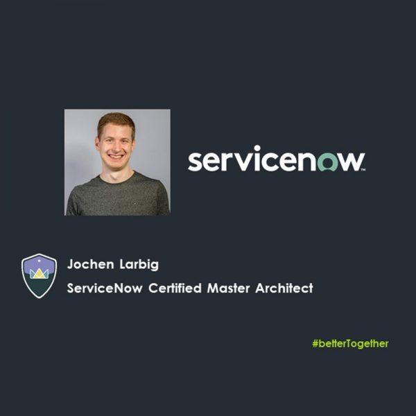 ServiceNow-Architekt