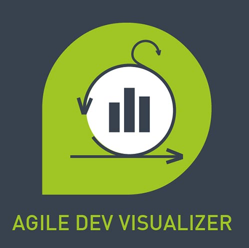 Logo Agile Development Visualizer von agineo ©agineo