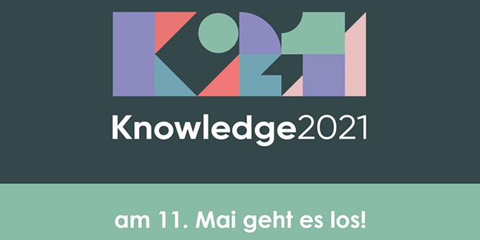 Banner für das ServiceNow-Event Knowledge 2021 am 11.05.2021 ©ServiceNow